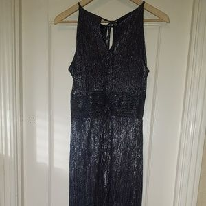 Long Shimmery dress